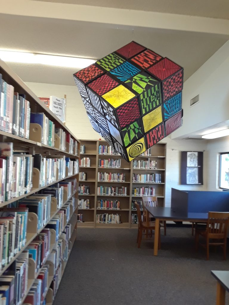 New Art in the Library